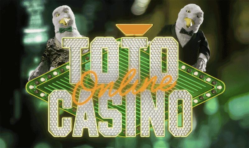 TOTO Casino Reclame