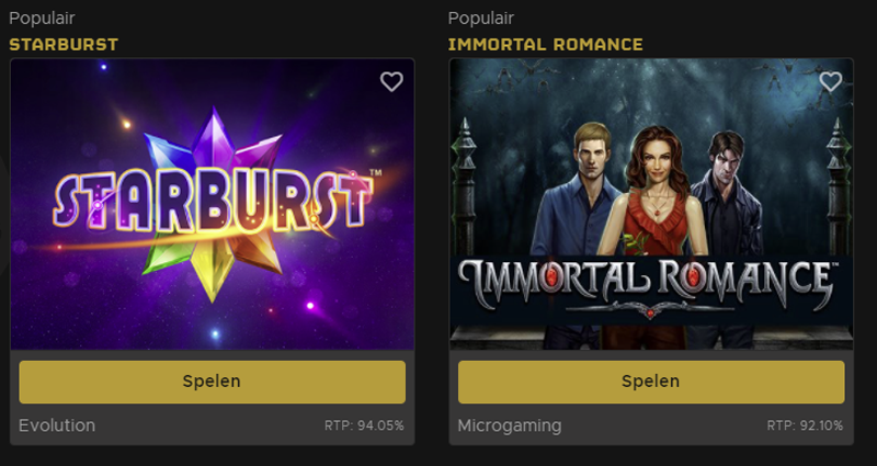 Fair Play Online casinospellen
