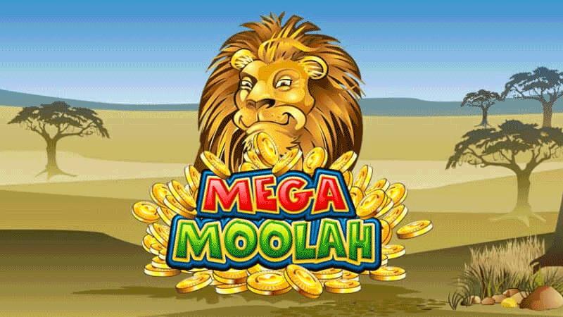 Microgaming Jackpot Slot Mega Moolah