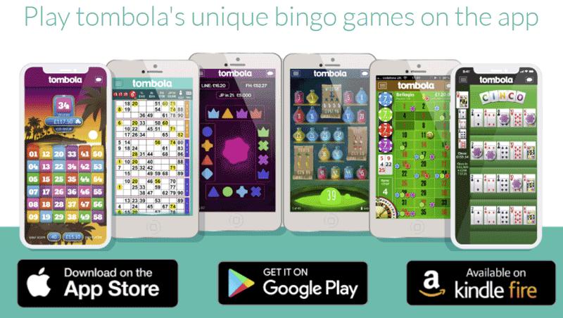 Tombola App